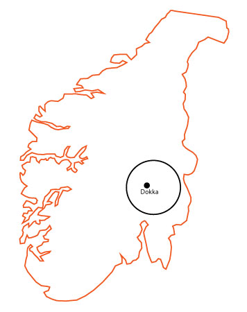 norgeskart
